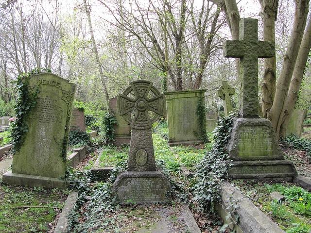 El cementerio Highgate, un lugar histórico y turístico