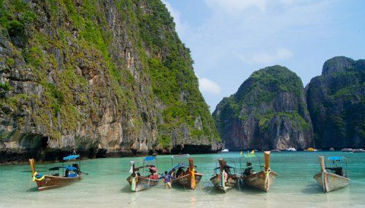 Organiza tu tour en Tailandia entre Krabi y Phi Phi