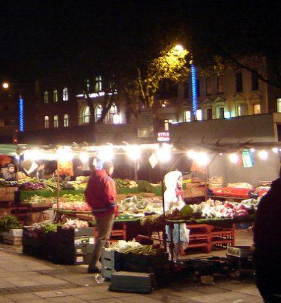 Whitechapel, el barrio de clase baja de Londres