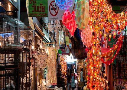 Los mercadillos de Tailandia, una visita obligada