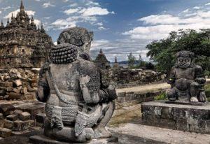 El templo plaosan