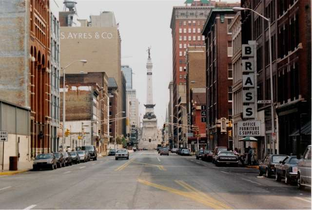 Viajar a Indianapolis