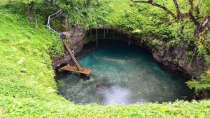 Paraiso natural To Sua Ocean Trench