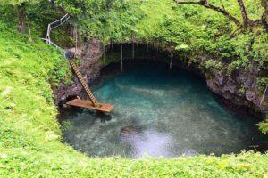Paraiso natural To Sua Ocean Trench