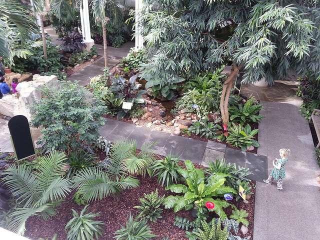 Indianapolis white river garden