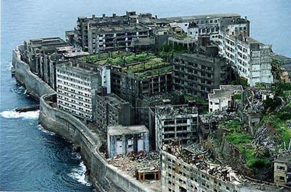 2- Isla hashima