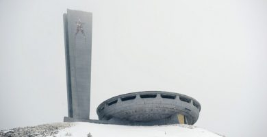 lugares abandonados | casa del partido comunista búlgaro