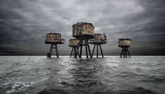 Fortalezas Marinas Maunsell | Lugares abandonados