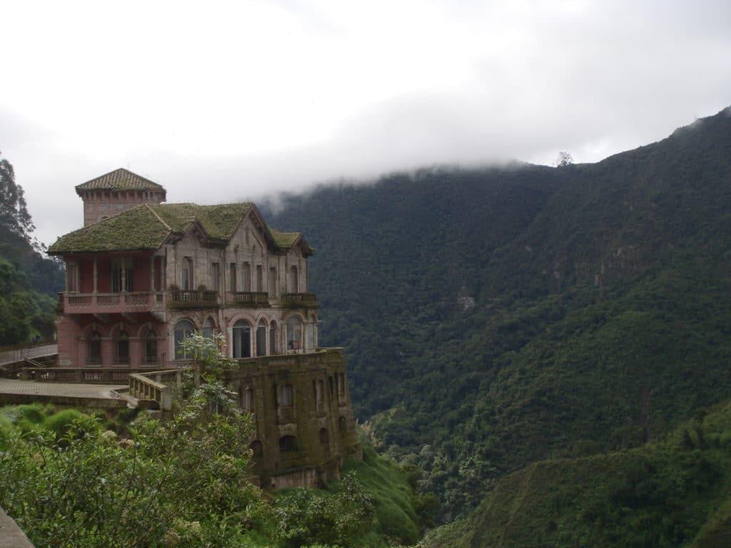 lugares abandonados en Colombia