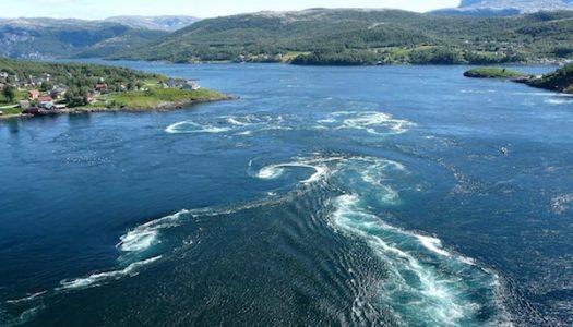 Saltstraumen, las corrientes marinas más fuertes del mundo