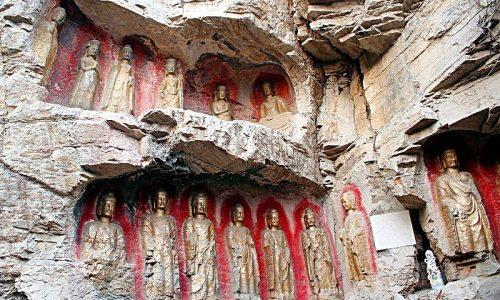 ¿Conoces las cuevas de los Mil Budas (China) ?