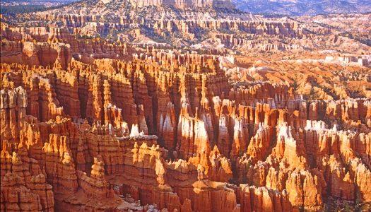 El Bryce Canyon, en Utah, nada que envidiar al Gran Cañón