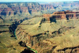 tour por el gran cañón del colorado