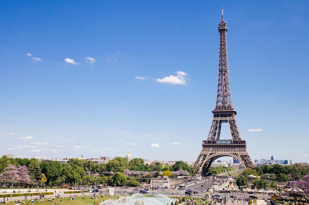 Reservar entradas a la Torre Eiffel