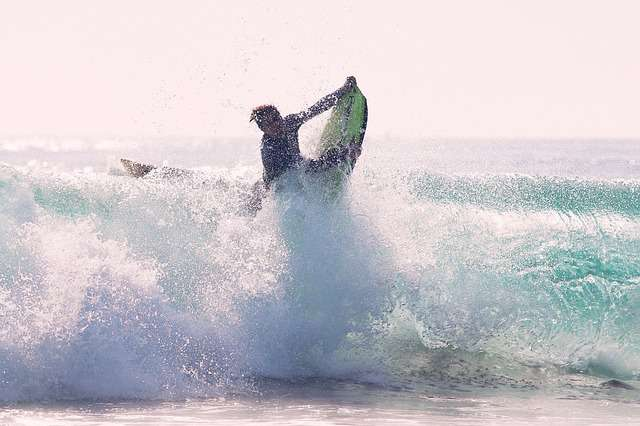 Escuela de surf - Costa da Morte