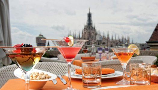 3 restaurantes para tomar un aperitivo en Milán
