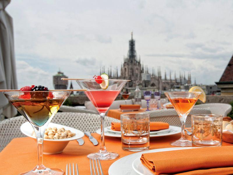 3 sitios donde tomar una aperitivo en Milán