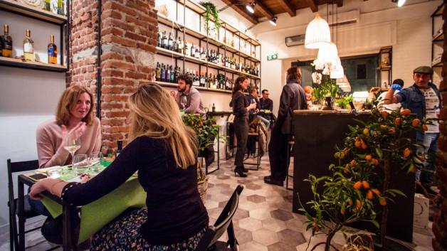Lugares dónde tomar una aperitivo en Milán