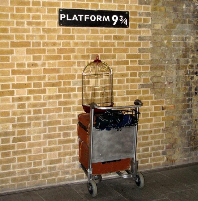 Harry Potter Londres