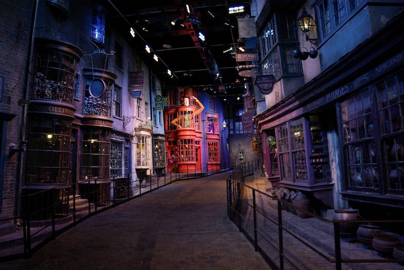 Waner Bros. Studio Tour Harry Potter | Londres