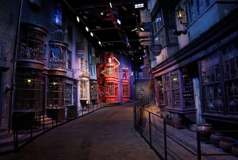Waner Bros. Studio Tour Harry Potter   Londres