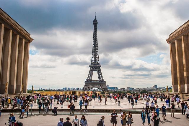 Entradas a la Torre Eiffel
