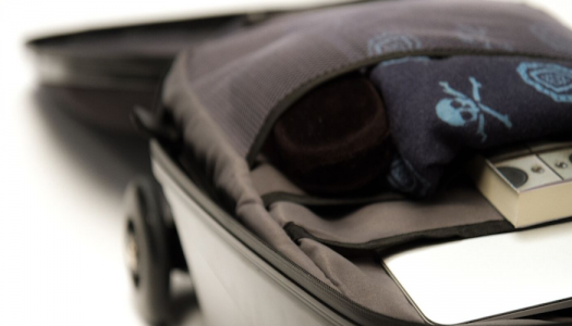 La maleta patinete de uYuni VS una maleta tradicional