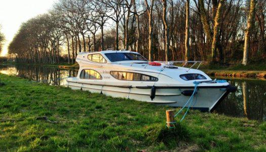 Preparar un viaje por el Canal du Midi en barco