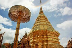Wat Phra That Doi Suthep Chang Mai