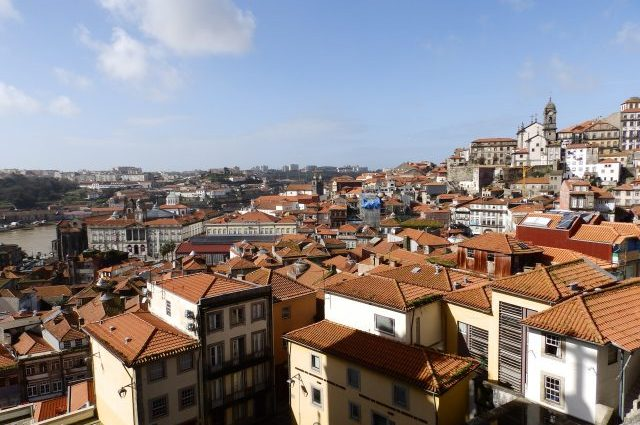 Visitar Oporto
