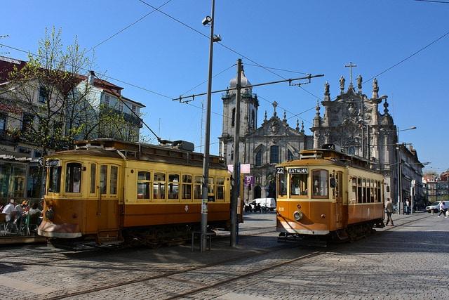 Lugares imperdibles en Oporto