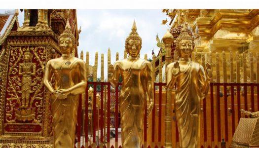 Doi Suthep: mi Templo Favorito en el Mundo