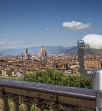viajar a Florencia