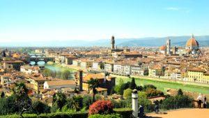 Escapada Florencia