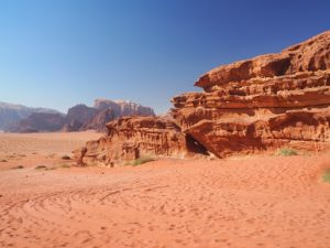 Escenarios Wadi Rum