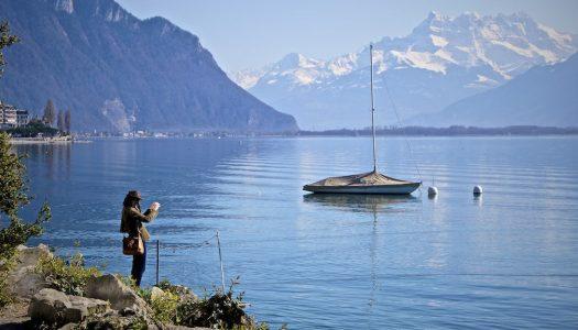 Viajar a Montreux, una escapada a orillas del Lago Leman
