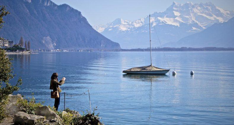 Viajar a Montreux