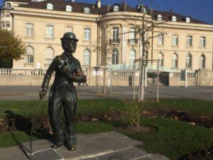 Chaplin Vevey