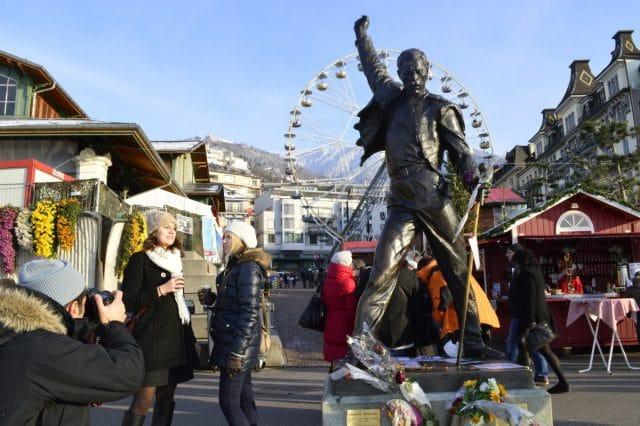 Que ver en Montreux