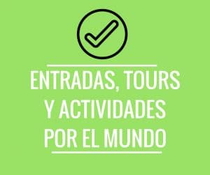 Tours y actividades para viajar