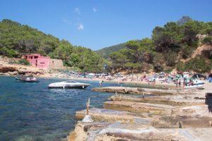 mejor playa de Ibiza