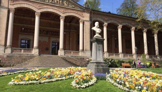 Visitar la ciudad de Baden-Baden en la Selva Negra