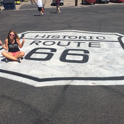 Carretera de la ruta 66