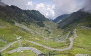 Mejores carreteras del mundo - Transfagarasan