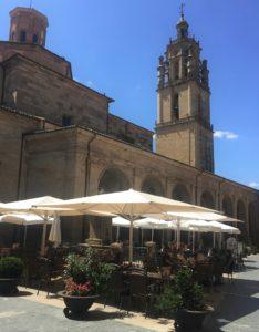 Los Arcos Camino de Santiago
