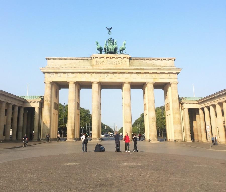Donde Comer en Berlin