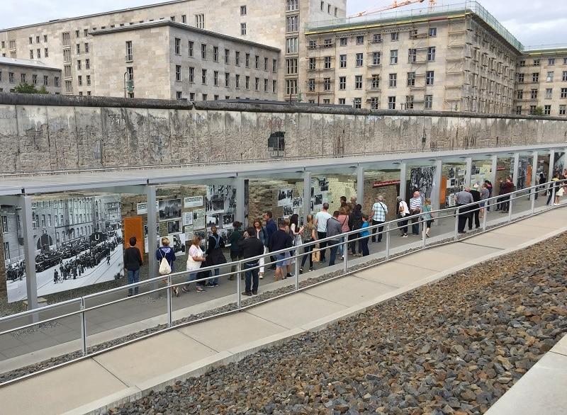 Visitar el Muro de Berlin