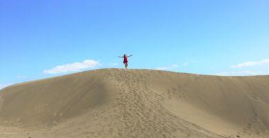 Viajar a las Canarias