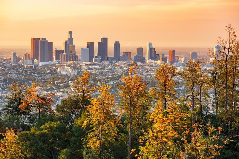 Parques cerca de Los Angeles