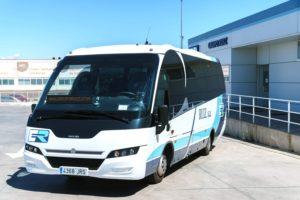 Alquilar un mini bus para viajar